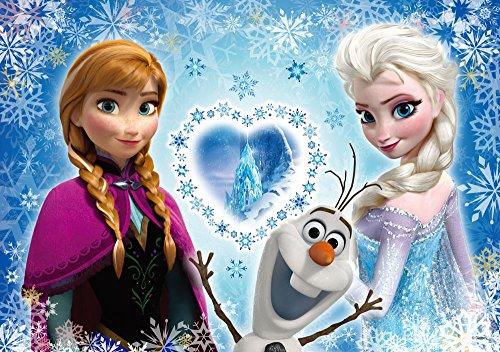 200ピース 写真が飾れるジグソー アナと雪の女王 真実の愛のメモリー (22.5x32cm)