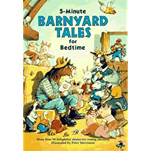 5 Minute Barnyard Tales for Bedtime