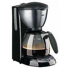 Braun KF 590 Café House Coffeemaker