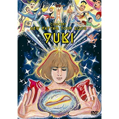 YUKI concert New Rhythm Tour 2008 [DVD]をAmazonでチェック!