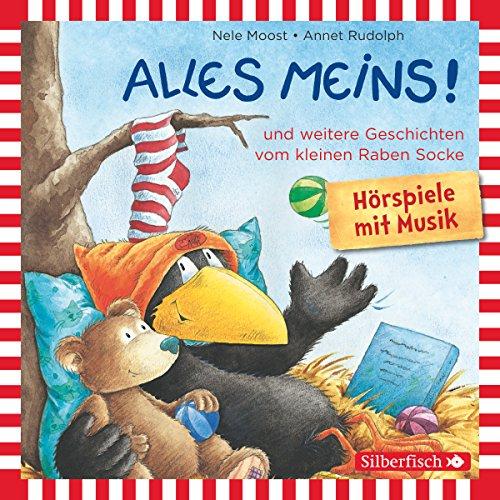 Kleiner Rabe Socke - Alles meins! - Edition Silberfisch 2015
