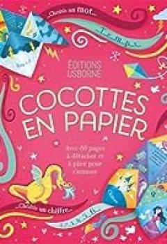 Livres Couvertures de Cocottes En Papier