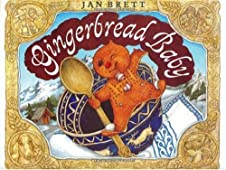"Cover of ""Gingerbread Baby"""