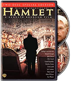 "Cover of ""Hamlet (Blu-ray Book)"""