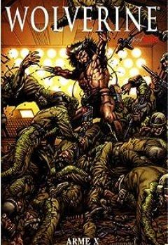 Livres Couvertures de Wolverine : Arme X