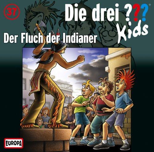 Die drei ??? Kids (37) Der Fluch der Indianer (Europa)