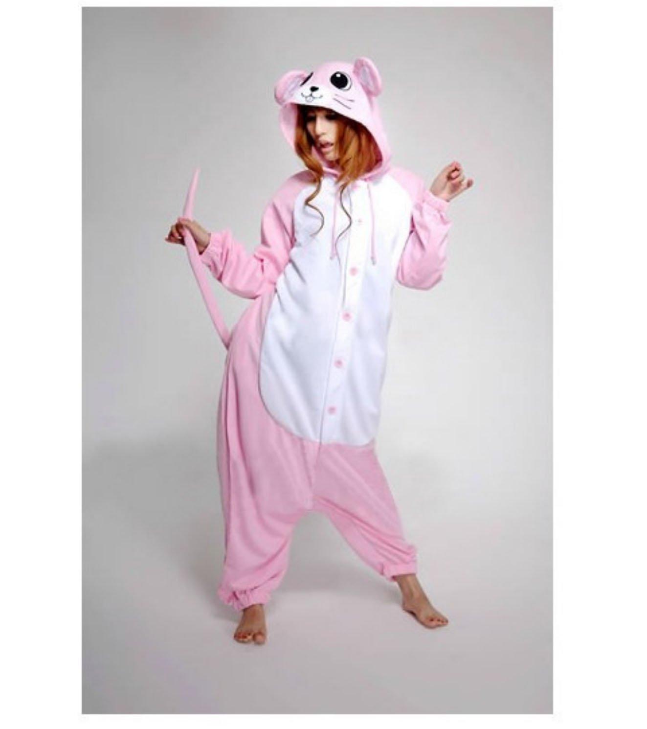 Pink Mouse Kigu