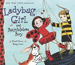 """Cover of """"Ladybug Girl and Bumblebee Boy&..."""