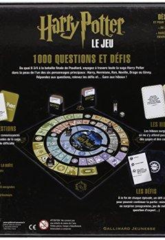 Livres Couvertures de Harry Potter:Le jeu: 1 000 questions et défis