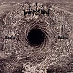 """Cover of """"Lawless Darkness"""""""