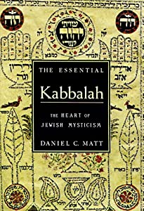 """Cover of """"The Essential Kabbalah: The Hea..."""