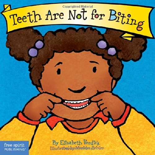 Image result for teeth are not for biting book series