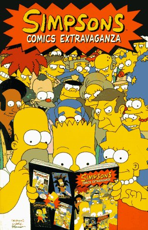 Simpsons Comics Extravaganza (Simpsons Comics Compilations)