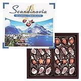 北欧お土産 北欧 シーシェル チョコレート 1箱