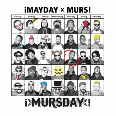 Mayday X Murs-Mursday-CD-FLAC-2014-FATHEAD Download