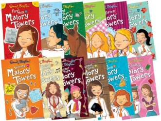 Image result for malory towers books