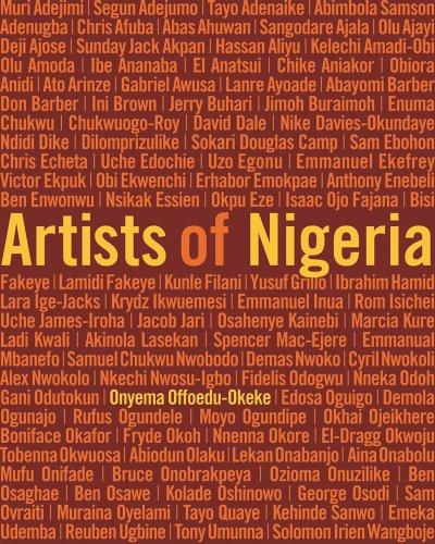 Artists of Nigeria