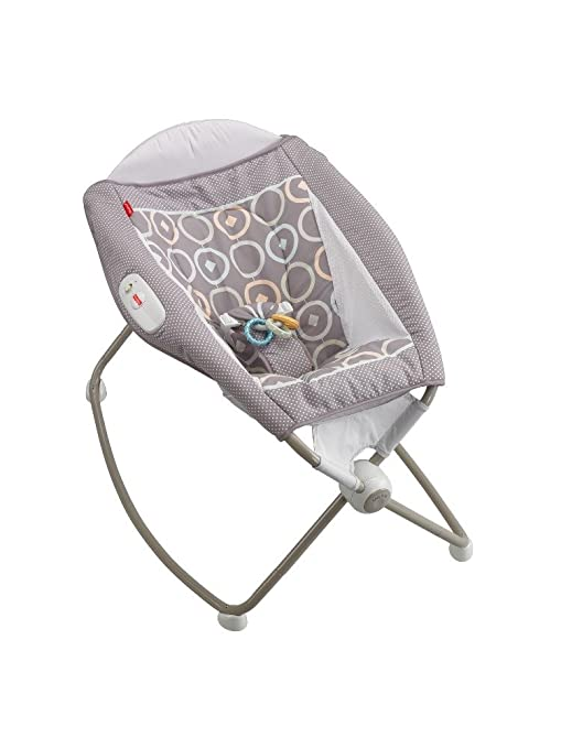 Fisher-Price Newborn Rock 'n Play Sleeper, Luminosity