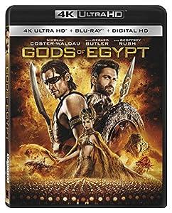 Gods Of Egypt [4K Ultra HD + Blu-Ray + Digital HD]