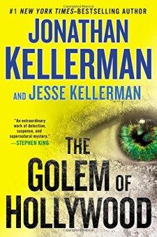 The Golem of Hollywood by Jonathan Kellerman| wearewordnerds.com