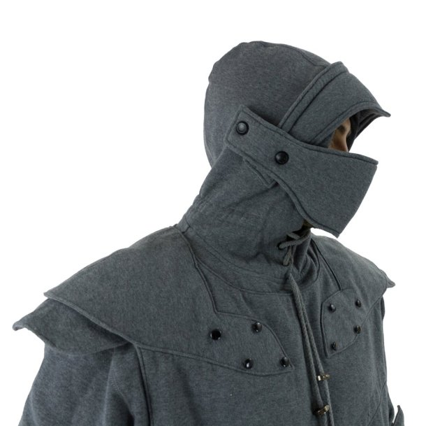 ZBoss Inc Men's The Official Knight Hoodie