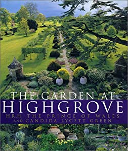 "Cover of ""The Garden at Highgrove"""