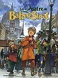 Les Quatre de Baker Street, Tome 2 : Le dossier Raboukine par Jean-Blaise Djian