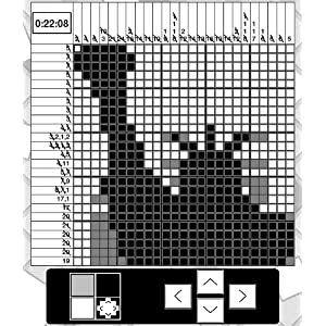 Picture Cross Deluxe Edition (A Logic Game For Kindle) by puzzle.tv