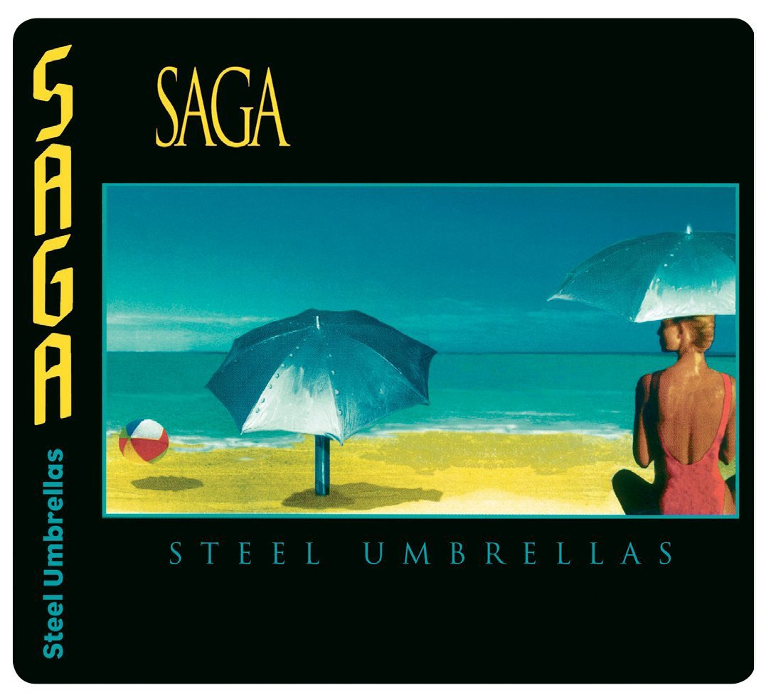 SAGA Steel Umbrellas