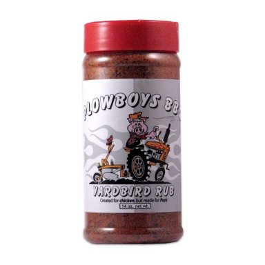 Plowboys Yardbird Rub