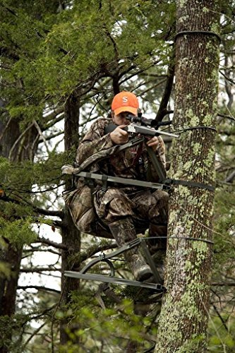 how to build a climbing tree stand