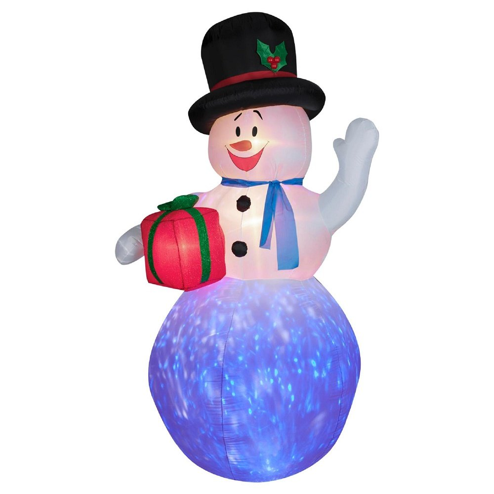 Gemmy Inflatables Snowman