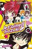 Je t'aime Suzuki !!, Tome 1 :