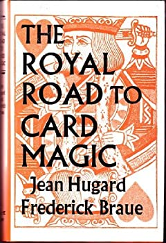 """Cover of """"Royal Road to Card Magic"""""""