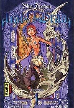 Livres Couvertures de Blue Dragon Ral Grad, Tome 1
