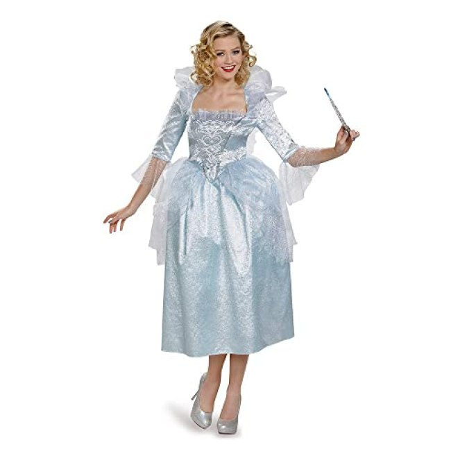 Cinderella Live Action Movie Fairy Godmother Costumes