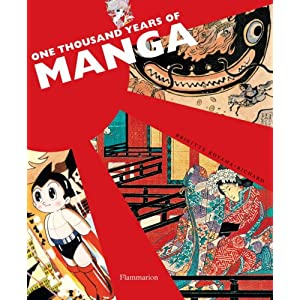 One Thousand Years of Manga