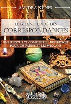 Livres Couvertures de Le Grand Livre des Correspondances