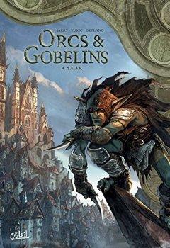 Livres Couvertures de Orcs et Gobelins 04