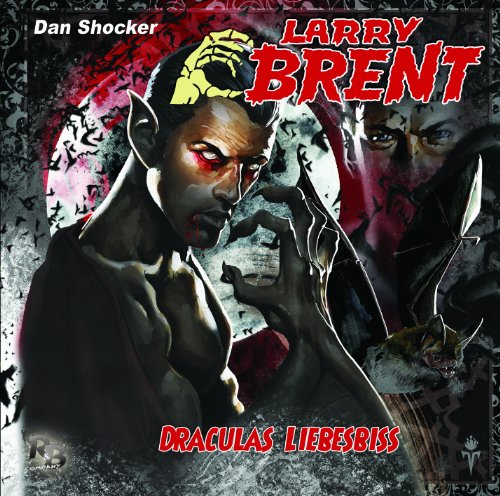 Larry Brent (12) Draculas Liebesbiss (R&B Company)
