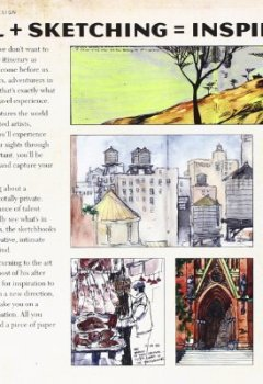 Livres Couvertures de An Illustrated Journey: Inspiration From the Private Art Journals of Traveling Artists, Illustrators and Designers