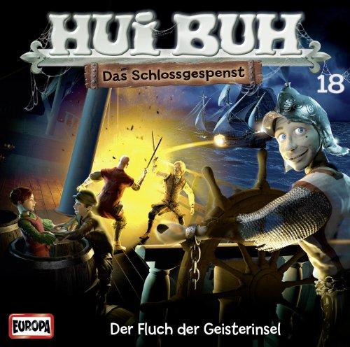 Hui Buh (18) Der Fluch der Geisterinsel (Europa)