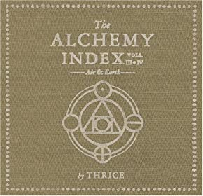 "Cover of ""Alchemy Index, Vol. 3 & 4: Air ..."