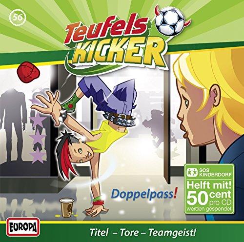 Die Teufelskicker (56) Doppelpass! - Europa 2015