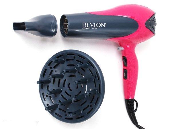 Revlon Bold Expressions Hair Dryer Pink/Grey