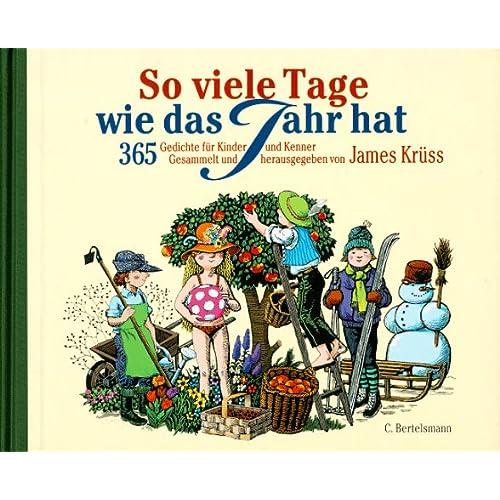 James Krüss, So viele Tage wie das Jahr hat, 1959