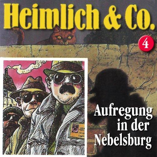 Heimlich & Co (4) Aufregung in der Nebelsburg (highscoremusic)