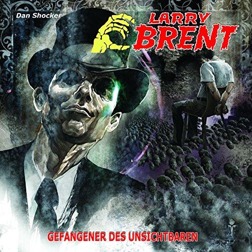 Larry Brent (16) Gefangener des Unsichtbaren (1/3) (R&B Company)