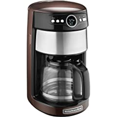KitchenAid 14-cup Glass Carafe Coffee Maker, KCM1402