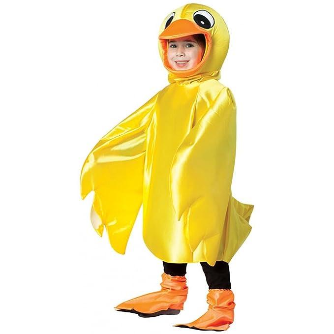 Rasta Imposta Ducky, Yellow, 3-4T